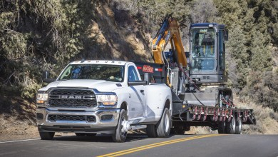 Photo of Ram Shows Off New Heavy Duty Tradesman To The Public: