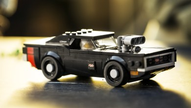 Photo of VIDEO: Building The LEGO/Dodge Speed Champions Kit: