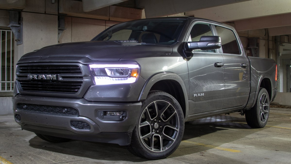 Meet Our New Long-Term Tester: 2019 Ram 1500 Laramie Sport: