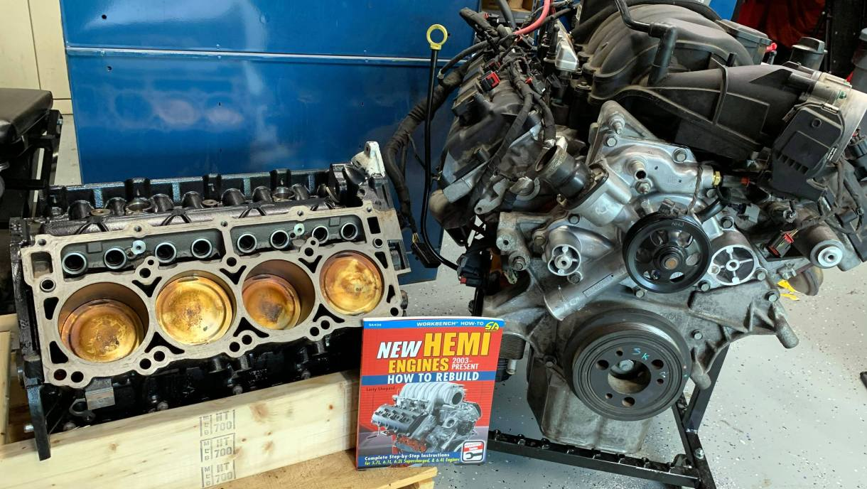 REVIEW: New HEMI Engines: How To Rebuild Book: - Mopar Insiders