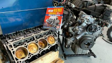 Photo of REVIEW: New HEMI Engines: How To Rebuild Book: