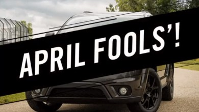 Photo of Dodge Teases Everyone With Journey SRT HELLCAT Redeye: