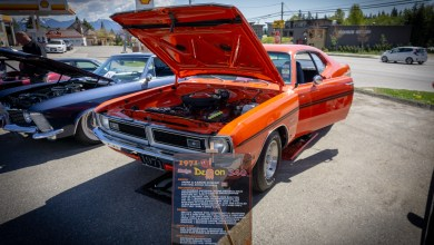 Photo of We Head To A Car Show With The Canadian Mopar Club: