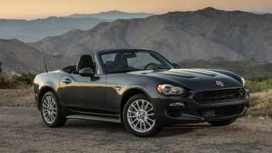 Photo of The FIAT 124 Spider Returns With Some Sporty New Options: