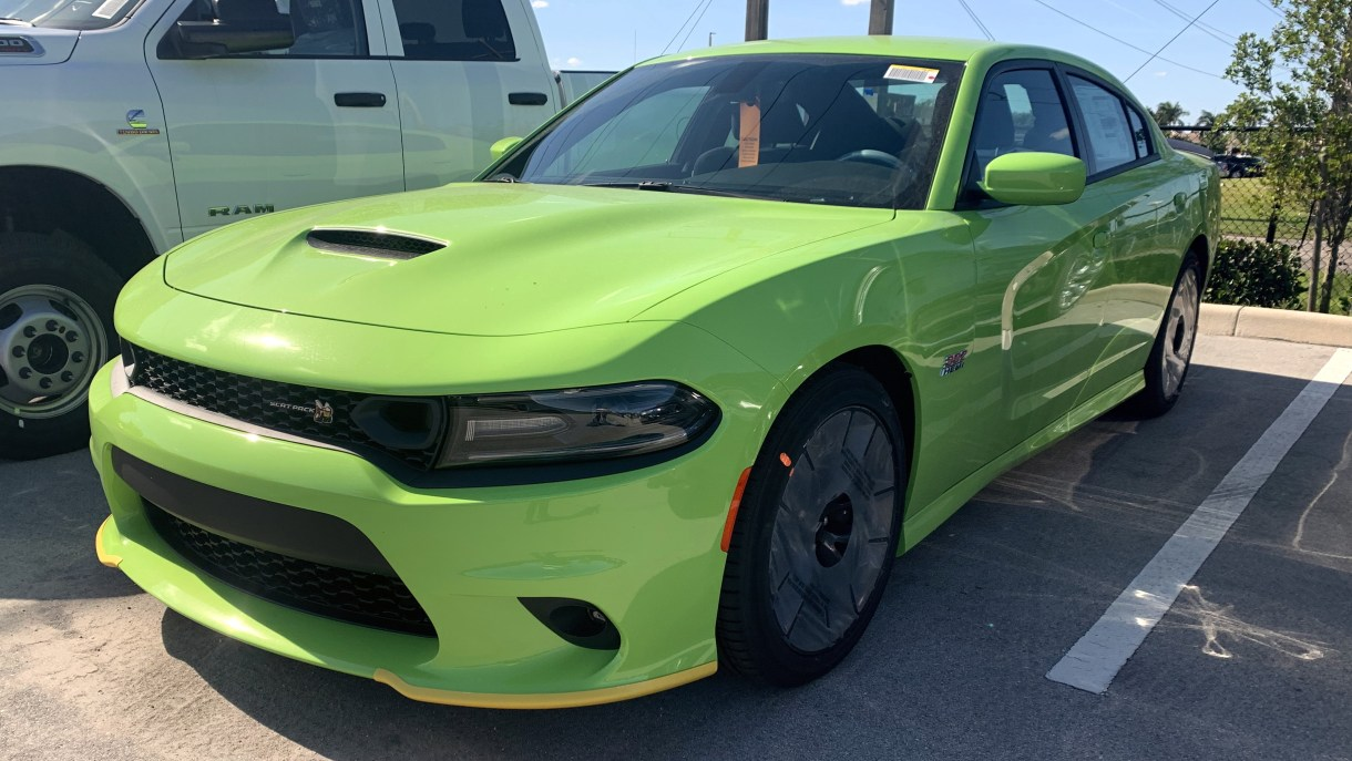 Sublime Charger R/T