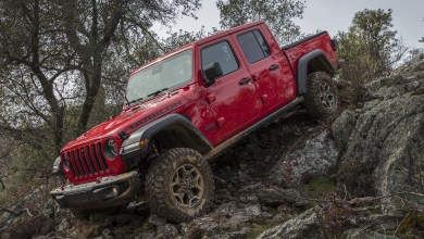 "Photo of Jeep® Gladiator Rubicon Named FOUR WHEELER ""2020 Pickup Truck of the Year""!"