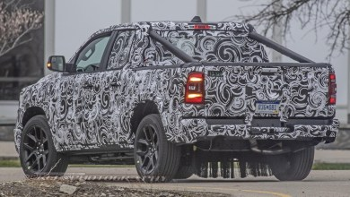Photo of CAUGHT: 2021 Jeep® Wagoneer Test Mule: