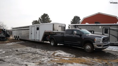 Photo of TFLTruck Takes The Ram 3500 Loaded With Almost 30,000lbs. For A MPG Loop: