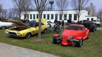 Photo of EVENT: 22nd Annual NOMM All-Mopar Swap Meet & Car Show: