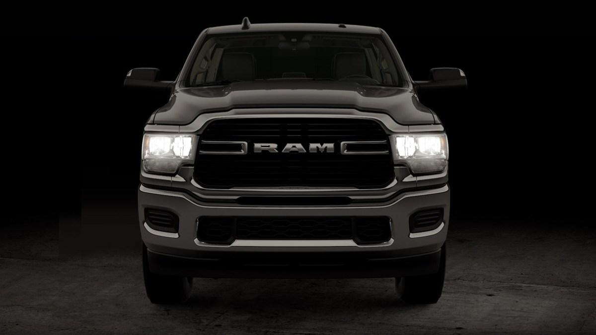 Ram Mexico Announces 2019 Ram 2500 Lineup: