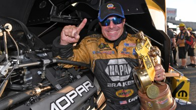 Photo of Ron Capps Takes Back-to-Back Wins After Winning NHRA Virginia Nationals: