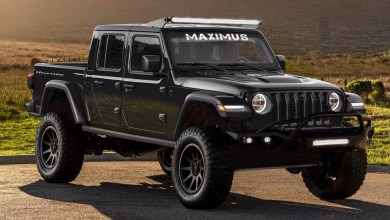 Photo of Hennessey To Build $200,000 Jeep Gladiator With 1,000 Horsepower: