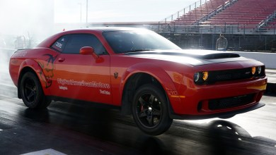 Photo of VIDEO: I Got To Drag Race My Friend's Dodge Demon!