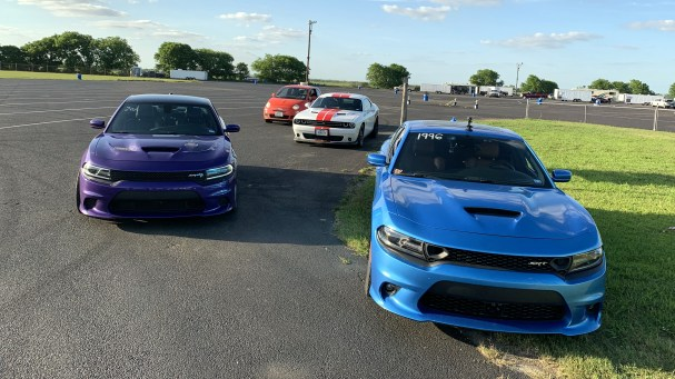 Between Races at the Alamo City Motorplex. (MoparInsiders).
