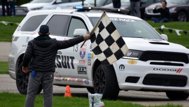 Photo of 797 Horsepower Durango SRT Wins Truck/SUV Class At One Lap Of America: