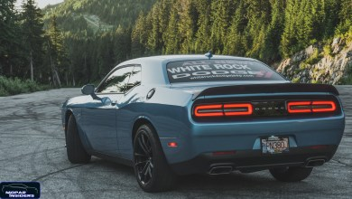 Photo of VIDEO: Hitting The Mountain Roads With Our R/T Scat Pack 1320: