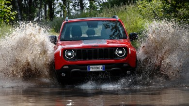 Photo of Jeep Renegade PHEV To Make Its First Public On-Road Debut This Week: