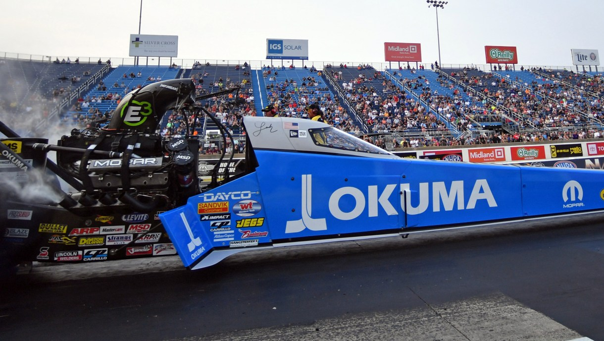 DSR Teams Are Ready For The NHRA Sonoma Nationals: - Mopar