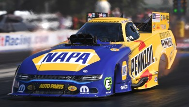 Photo of Capps Captures No. 1 Qualifier For Summit Racing Nationals: