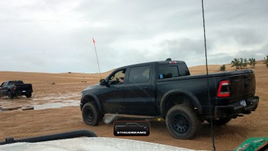 Photo of CAUGHT: Ram 1500 Rebel TRX Prototypes Hit The Dunes: