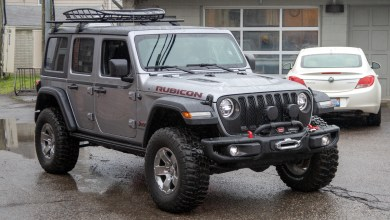 Photo of We Get Up Close With Mopar's Mopar-Modified Wrangler Unlimited Rubicon:
