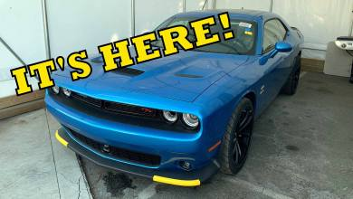 Photo of It's HERE! Our Challenger R/T Scat Pack 1320 Has Arrived: