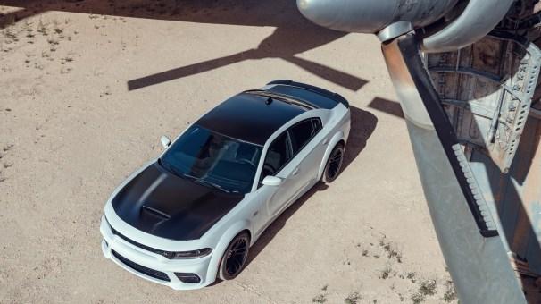 2020 Dodge ChargerScat Pack Widebody. (Dodge).
