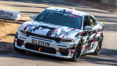 Photo of Dodge//SRT Is Taking The Charger SRT HELLCAT Widebody To Pikes Peak: