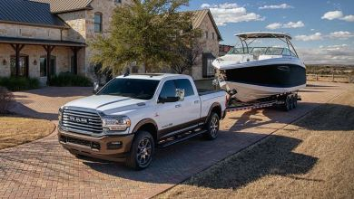 Photo of 2019 Ram Heavy Duty: Hooking Up Your Trailer Has Never Been Easier: