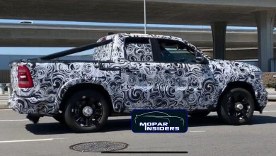Photo of SPOTTED: 2021 Jeep® Wagoneer Mule Testing Out In Los Angeles: