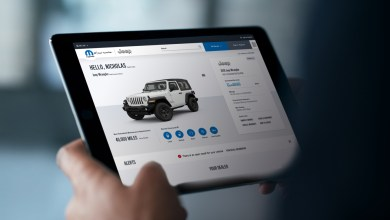 Photo of Mopar Completely Revamps Mopar.com Website: