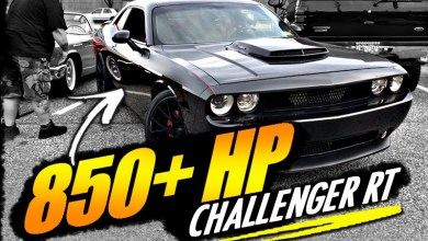 Photo of An 850+ Horsepower Dodge Challenger R/T?