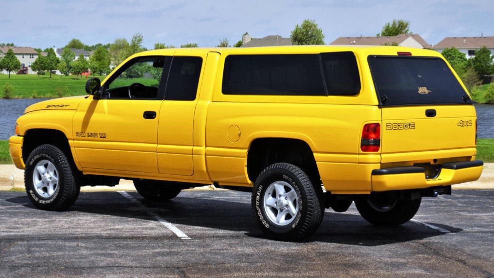 Used Dodge Ram Basetrim on 2001 Dodge Ram 1500 Sport Horsepower