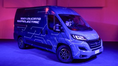 Photo of FIAT Professional Shows Off Ducato Electric Full-Size Van: