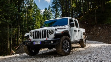 Photo of 2020 Jeep® Gladiator Makes Its European Debut: