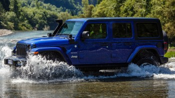 2019 Jeep® Wrangler Sahara 1941 Designed By Mopar. (Jeep).
