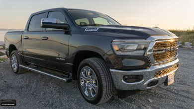 Photo of 2019 Ram 1500 V6 Pentastar Highway MPG Loop: