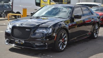 2019 Chrysler 300 SRT. (Werribee Chrysler).