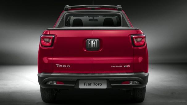 2020 Fiat Toro Freedom Diesel AT9 4x4. (FIAT Brazil).