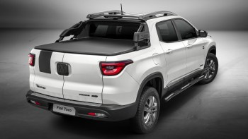 2020 Fiat Toro Freedom S-Design 2.0 Diesel AT9 4x4. (FIAT Brazil).