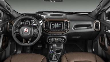 2020 Fiat Toro Ranch 2.0 Diesel AT9. (FIAT Brazil).