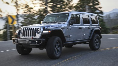 Photo of The 2021 Jeep® Wrangler Gets Some Powertrain Changes: