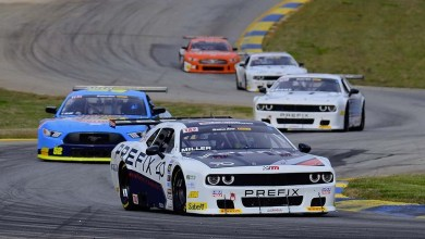 Photo of Back To Back Victories For The PREFIX Dodge Challenger Trans Am Team: