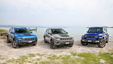 "Photo of Jeep® Europe Introduces ""Jeep® Miles"" Pay Per Use Program:"