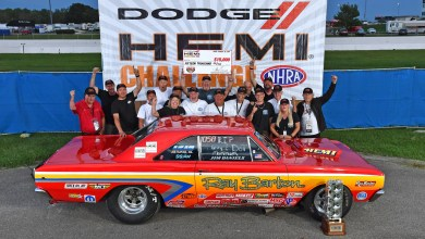 Photo of UPDATED: Daniels Wins Fourth-Consecutive Dodge HEMI Challenge: