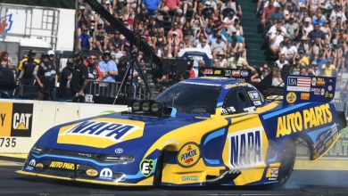 Photo of Capps Goes To Finals At NHRA Northwest Nationals: