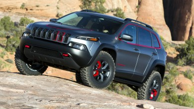 Photo of TBT: The Offroad Capable 2014 Jeep® Cherokee Dakar Concept: