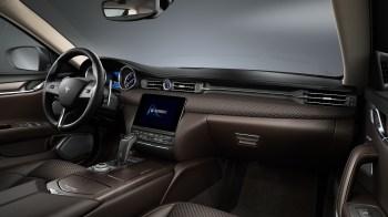2020 Maserati Quattroporte S Q4 GranLusso Zegna Edition. (Maserati).