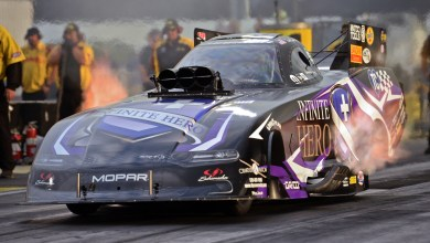 Photo of Beckman Goes To Finals At NHRA Chevrolet U.S. Nationals: