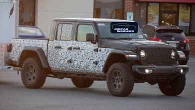 Photo of CAUGHT: Is Jeep® Working On A New Gladiator Hercules Model?